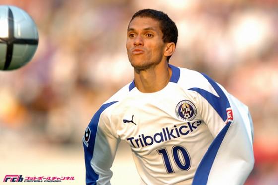 元Jリーグ得点王のマグノ・アウベス、38歳でブラジル年間得点王に