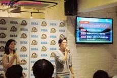 「サカつくシュート!」1周年記念ファン交流会レポート。ラモス・武田ホットラインの真相を語った!