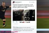 ローマMFナイゴランが車上荒らしの被害 子供に贈るユニフォーム盗まれる