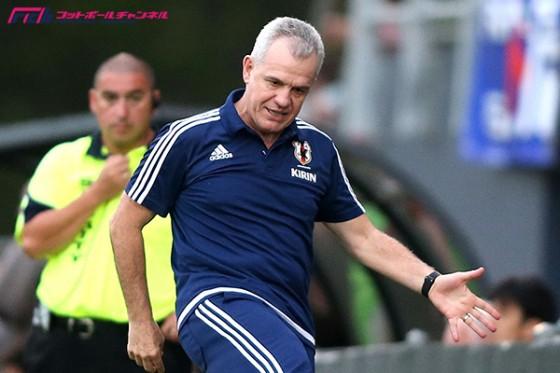 アギーレ監督、練習試合2-0勝利も得点不足に怒り「オコッテイマシタ」