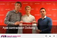 アヤックスがデンマークの若き才能を確保。今夏正式加入へ