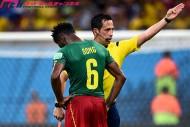 ソングがカメルーン代表からの引退を公言「母国への愛情は変わらない」