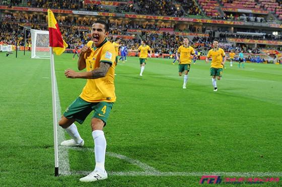アジアカップ開幕! オーストラリアがクウェートに逆転勝利