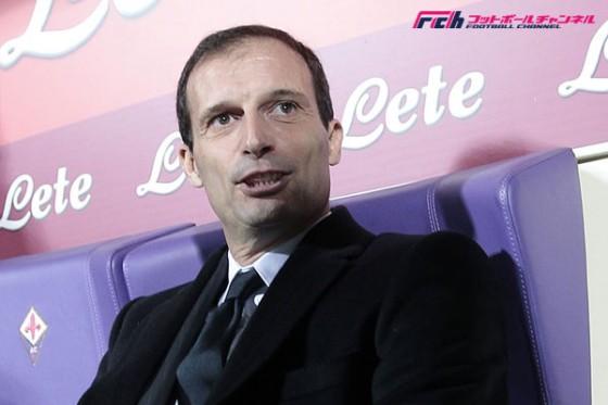 アッレグリ、15年間未勝利のナポリホームに挑む。「無失点で勝利を」