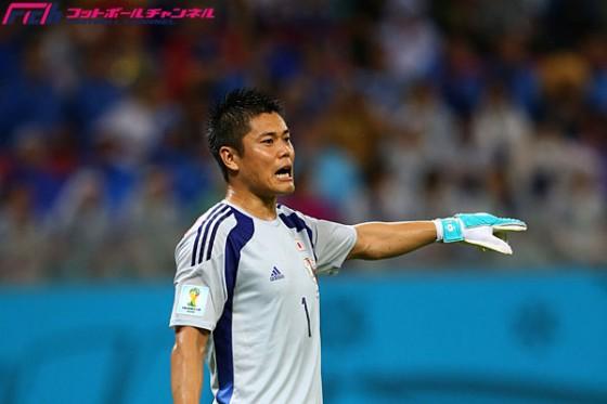 川島、吉田に賛同「アジア杯でチーム離れるのはリスク大きい」。外国人記者に語る