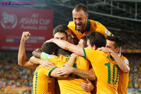 2戦連続4得点! オマーンに快勝したオーストラリアのGL突破が決定