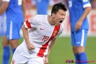 交代策ピタリ! 強豪ウズベクに逆転勝利の中国が決勝T進出