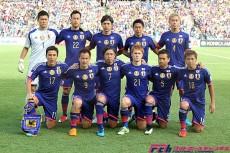 アジアカップ 日本代表対イラク代表採点
