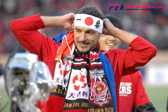 元浦和FWスロバキアで監督に就任。天皇杯初制覇に貢献