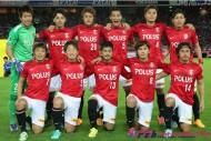浦和、新戦力が躍動しプレシーズンマッチで磐田に勝利