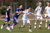 Japan v Denmark - Women's Algarve Cup 2015