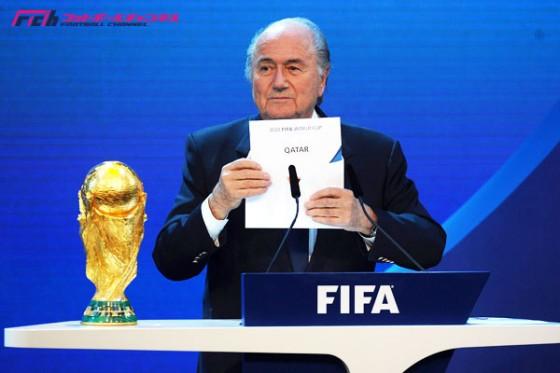 FIFAが2022年カタールW杯の冬季開催を発表。決勝は12月18日