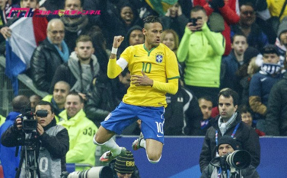王国復活!ブラジル3発でフランスに逆転勝利