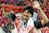 元日本代表GK都築氏が政界へ。さいたま市議選で初当選