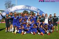 チェルシーU-19がUEFAユースリーグ優勝。得点王のソランケ「夢が叶った」