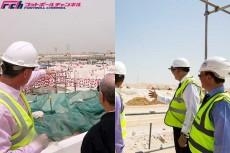 【潜入レポート】カタール、労働者酷使は本当か? W杯スタジアム建設労働者に与えられる驚きの環境