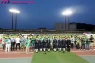 高校生サポの発案にスタジアム全体が共鳴。難病と戦う岐阜・恩田社長へのバースデー企画に込められた思いとは?