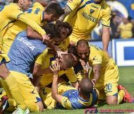 フロジノーネがセリエA初昇格。カルピに続き小規模クラブが大躍進