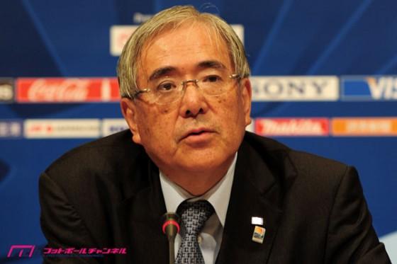 FIFA汚職事件にJFA小倉名誉会長「日韓ではそんな余地がなかった」