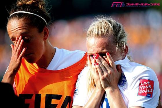 【女子W杯】OGのDFバセット、母親「娘は泣いていたのに日本選手は喜んでいた。良いものではなかった」