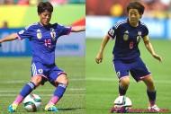 FIFAが女子W杯のゴールデンボール賞候補選手を発表。なでしこ有吉&宮間がノミネート