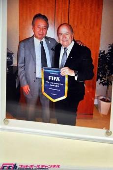 ブラッターに最も近い日本人。元電通専務・高橋治之が語るFIFA会長の真実
