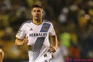 ジェラード、MLSデビュー戦でいきなり初ゴール!主将キーンはHTで祝福