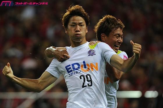 広島FW浅野拓磨が最年少選出「自信を持ってプレーしたい」