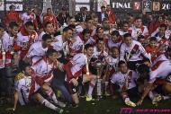 リーベルが19年ぶり3度目のリベルタ杯制覇。クラブW杯に南米王者として来日へ