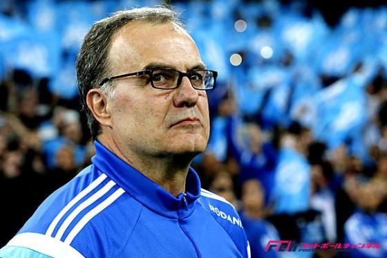ビエルサ、マルセイユ監督を電撃辞任。開幕戦、敗北の直後に発表