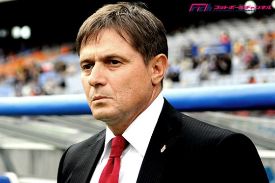 ストイコビッチ監督が引き抜き。広州富力、名古屋の喜熨斗コーチ獲得を発表