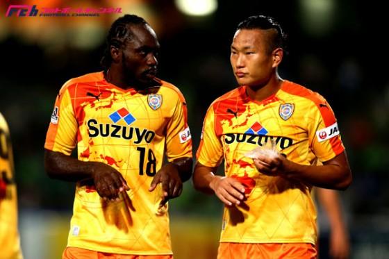 清水、クラブ史上初の降格危機…浦和相手にバランス欠きホーム未勝利続く