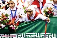 """イラン女子代表、8名の選手が本当は""""男性""""と告発される"""