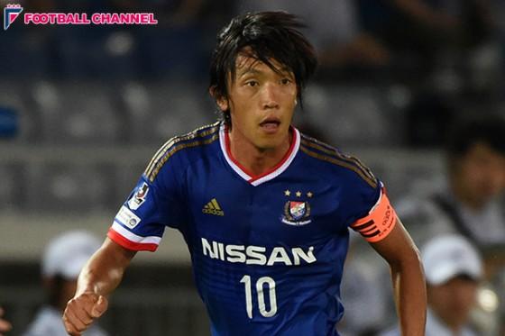 中村俊輔が直接FKで通算20得点目。今季3本目で自身の持つJ最多記録更新