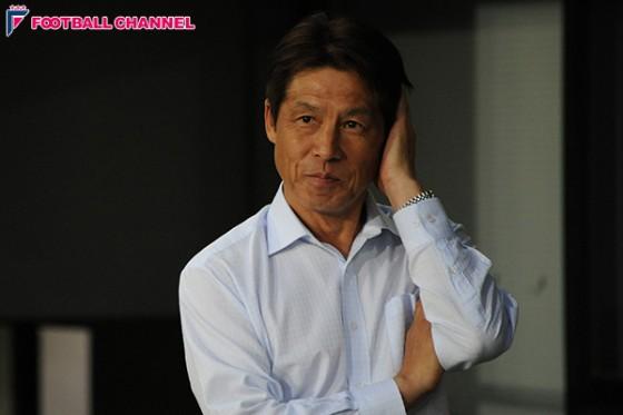 J1名古屋、西野監督が今季限りで退任。リーグ戦で低迷続き無冠に終わる