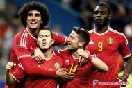 ベルギー、ついにFIFAランキング1位に浮上。6年間で65位上昇