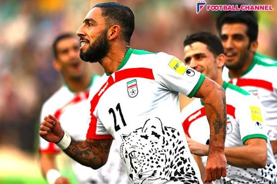 アジア最強』のイラン代表。ハリ...