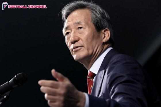 鄭夢準氏、活動禁止処分でFIFA会長選撤退。「不当な制裁のおかげ」