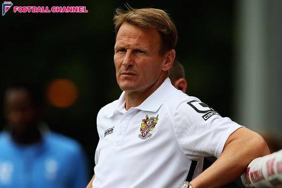 49歳シェリンガム、4部で現役復帰!? 自身が監督務めるクラブで選手登録