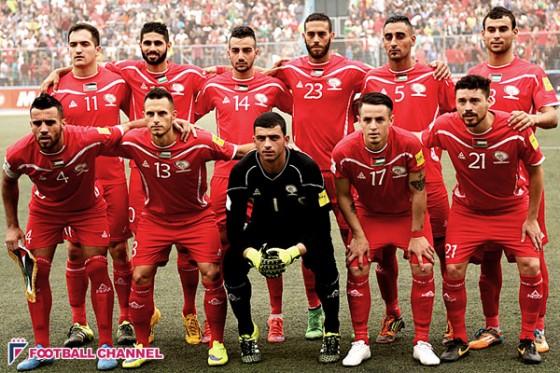 パレスチナ、W杯予選サウジアラビア戦とマレーシア戦が中立地開催に
