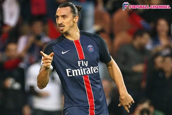 イブラ、PSG移籍が噂されるC・ロナウドに警告「このチームのボスはオレだけ」
