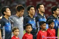 英国人が見たシンガポール戦「前半のような積極性、攻撃サッカーをもっと見たい」