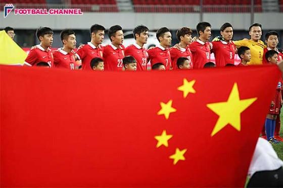 中国代表がアジア二次予選敗退の危機に…スポーツ解説者も涙