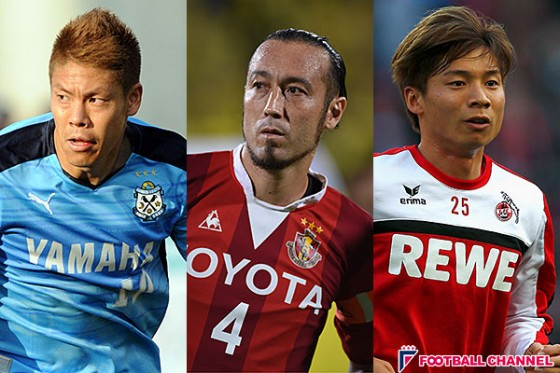 Aリーグ公開の『10人のアジア人ターゲット』に伊野波、闘莉王らがリスト入り。移籍は?
