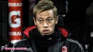 本田、再びベンチ生活へ。ミランはカルピ戦も4-4-2の布陣選択か