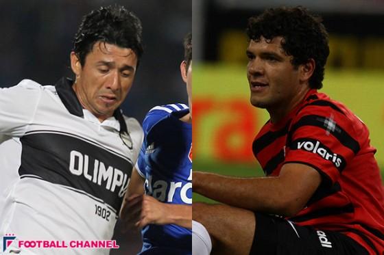 Jクラブがパラグアイ代表獲得に関心? 元甲府のFWか実力派MFの可能性も