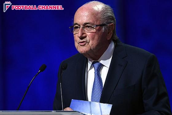 FIFAのブラッター会長、レアルとアトレティコに制裁が下る可能性を示唆