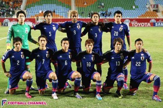 U-23日本代表、リオ五輪最終予選メンバー発表。遠藤、南野ら選出