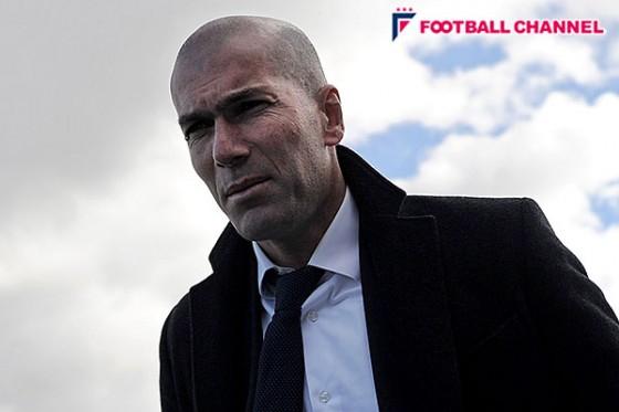 レアル下部組織のジダン監督、トップチーム指揮には興味なし。「カスティージャのことしか考えていない」