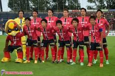金沢、J2昇格初年度も残留争いに巻き込まれず。ポジティブなシーズンに【2015年通信簿】